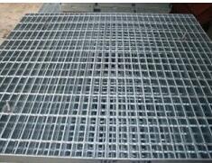 钢格板损坏因素